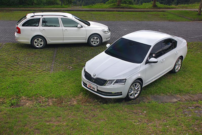 ŠKODA的車向來夠紮實、好操控同時自成風格,也因此成了小捲的最愛。