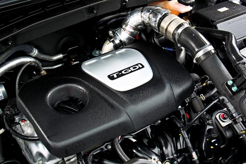 1.6升渦輪引擎具有稅金優勢與177hp/27kgm性能水準。