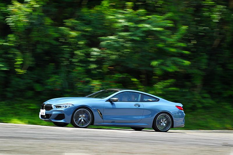 駕著GT最享受的就是前往目的地的過程。