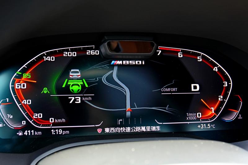 Personal CoPilot智慧駕駛輔助科技,帶來的Level 2半自動駕駛讓人願意交出控制權。