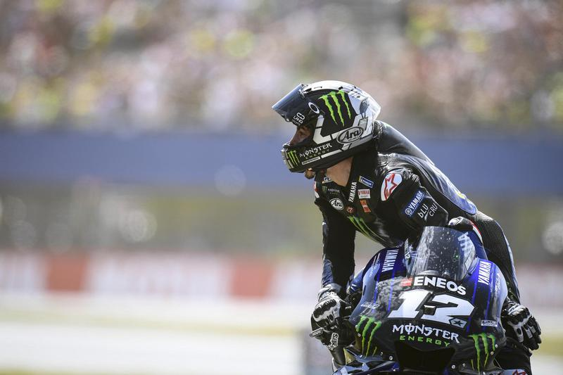 最終Vinales奪下冠軍一掃Yamaha陰霾。