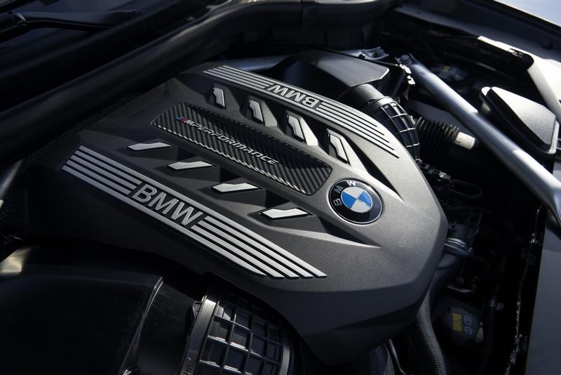 X6提供M50i、M50d、xDrive40i與xDrive30d車型。