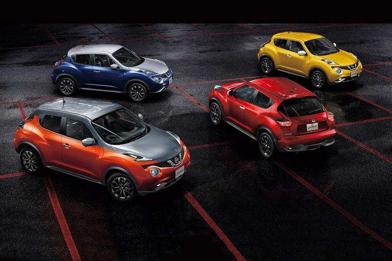 現行Juke已規推出許久,是早該進行導入新世代車型。