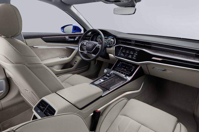 Audi A6 Avant配置Audi Virtual Cockpit全數位虛擬座艙科技。