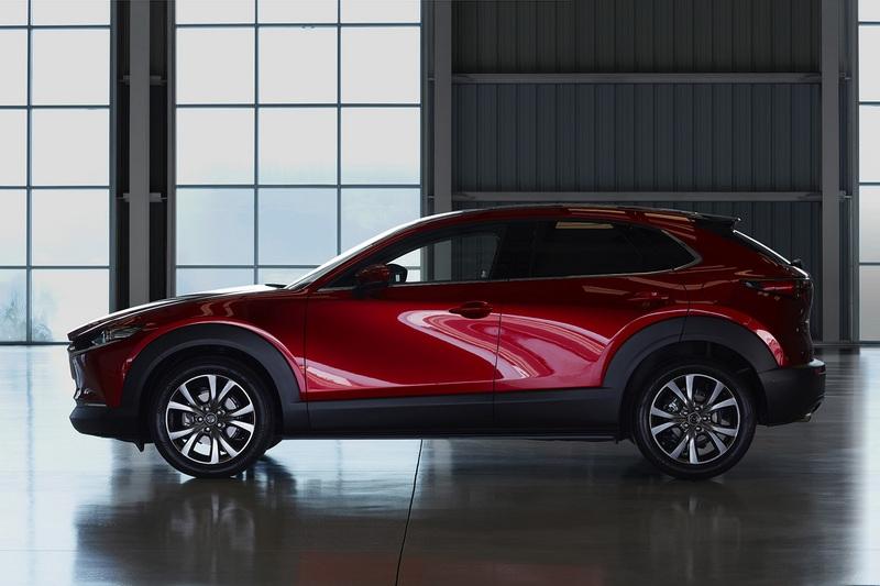 CX-30提供2.0升Skyactiv-G、1.8升Skyactiv-D柴油與2.0升Skyactiv-X汽油引擎三種選項
