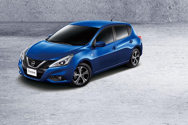 Nissan Tiida(65.9~90.9萬元)