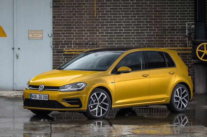 Volkswagen Golf(89.8~119.8萬元)