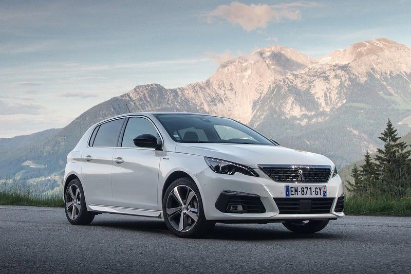 Peugeot 308(96.8~118.8萬元)