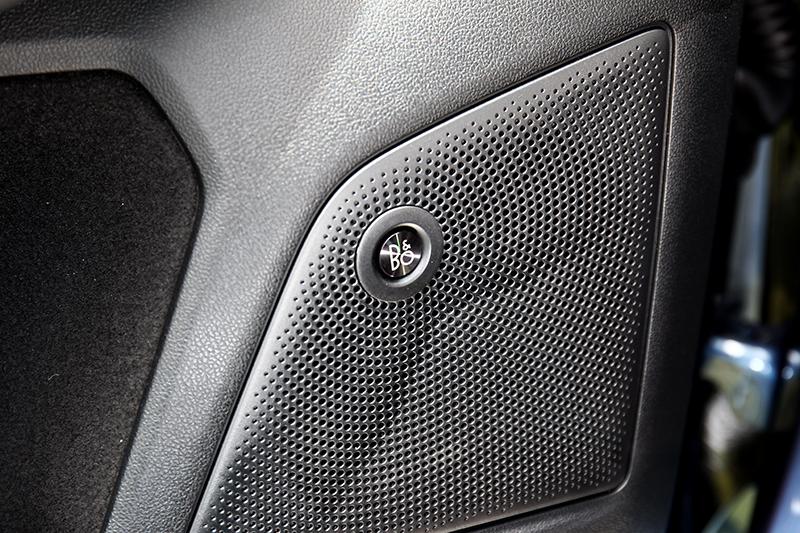 高檔的B&O音響為ST-Lime車型標準配備