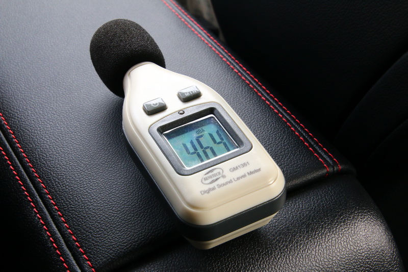 新一代Mazda3在NVH降噪工程上下了許多功夫,實測後果然在寧靜度上大為提升