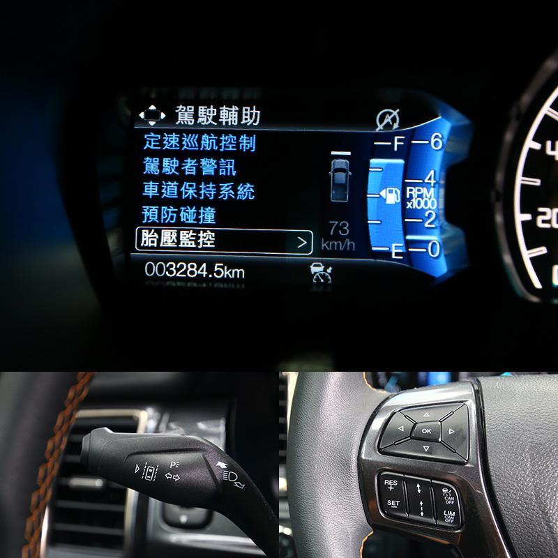 新年式的RangerWildtrak都配上了多項主動安全配備。