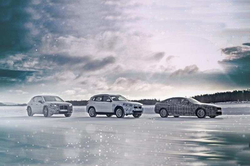 雖然可能會有車型停產,但BMW還是會帶來iNext、i4等新世代電能車型。