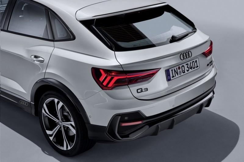 Audi攤位屆時會有A1 citycarver、S8與休旅車型SQ8、Q7及Q3 Sportback等車型。