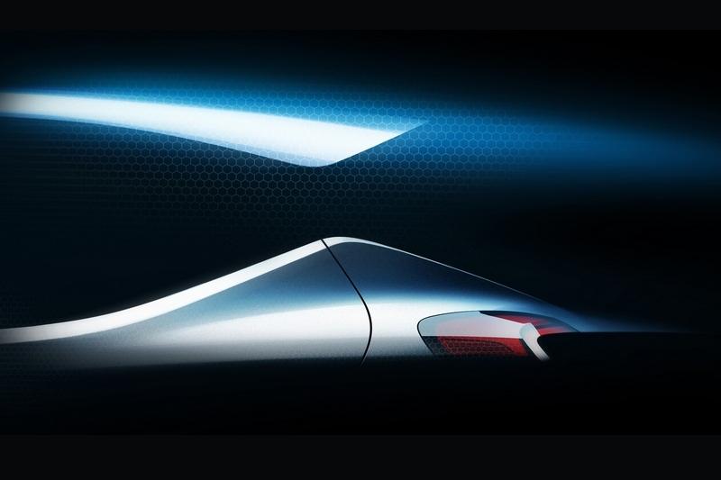 Hyundai先前就預告會展出新車型。