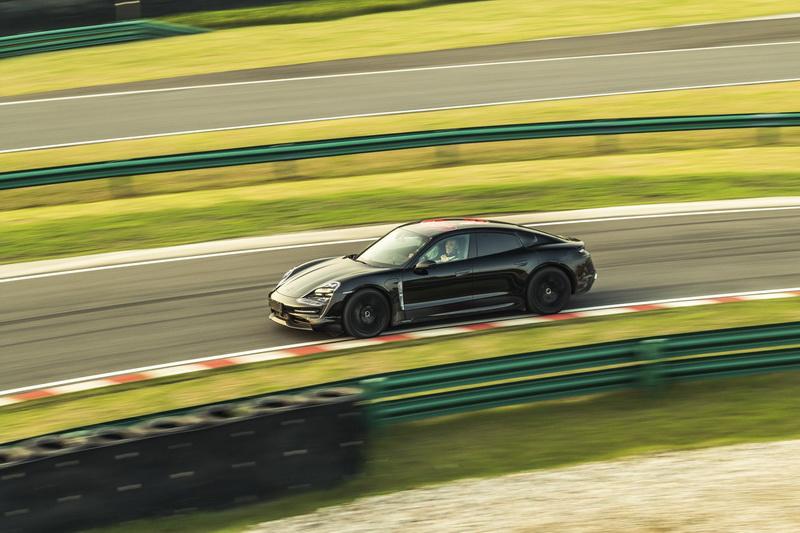 Porsche的Taycan也會在法蘭克福車展亮相。