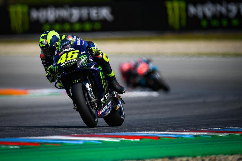 各界都在討論Rossi退休一事,現在若有好成績表現都是支持他持續拼鬥的動力。