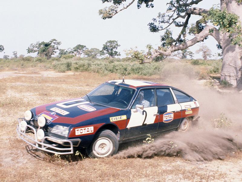 自1976年開始CX征戰各大拉力賽事,期間曾得多項冠軍頭銜。