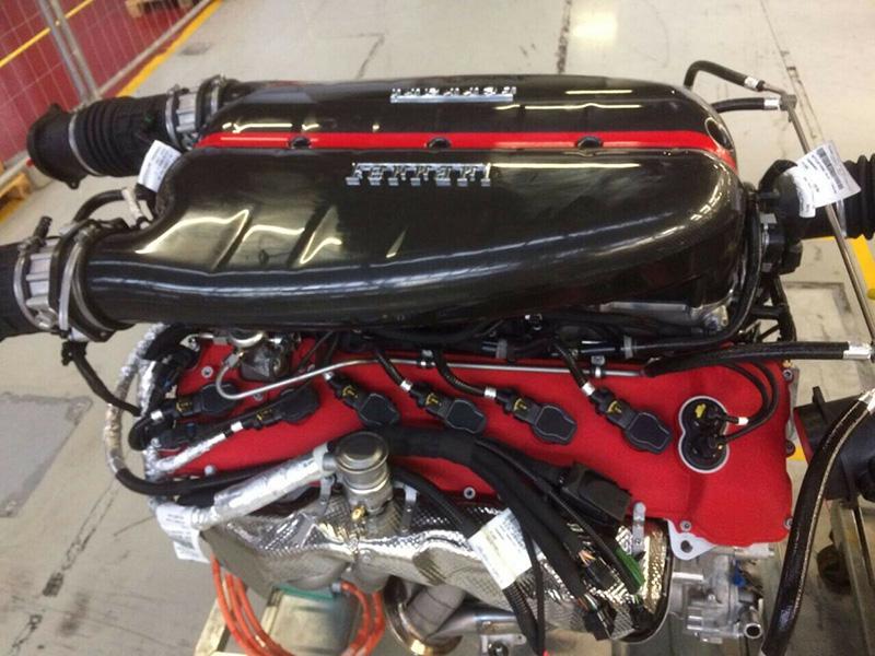 一顆馬王的心臟值多少?LaFerrari引擎兩年漲到80萬美金!!