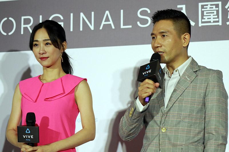 (左起)吳可熙、趙德胤