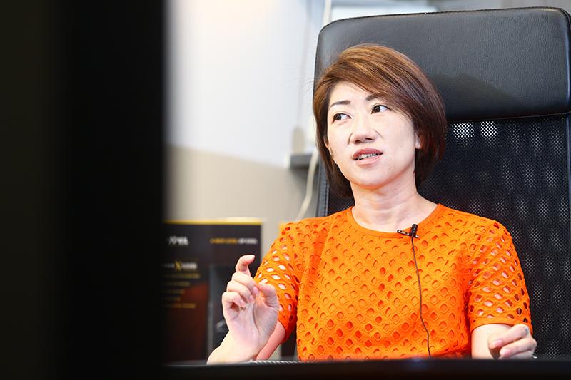 XPEL亞洲區董事總經理卜怡君小姐表示,XPEL不僅是業界首間上市公司,至今於全球更有多達60多間分公司與經銷商,當然台灣正是其中之一。