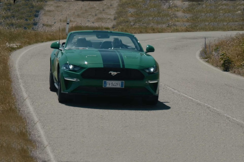 Mustang 2.3升EcoBoost也有290hp馬力。