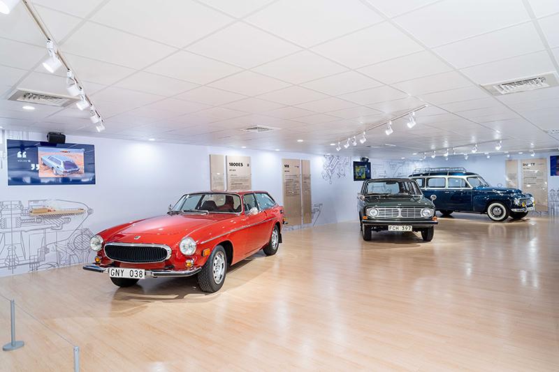 為了宣揚Volvo 60年來在開發旅行車的成就,更舉辦「Volvo Estate Museum 跨時空旅行車博物館」特展,為全新V60上市壯大聲勢。