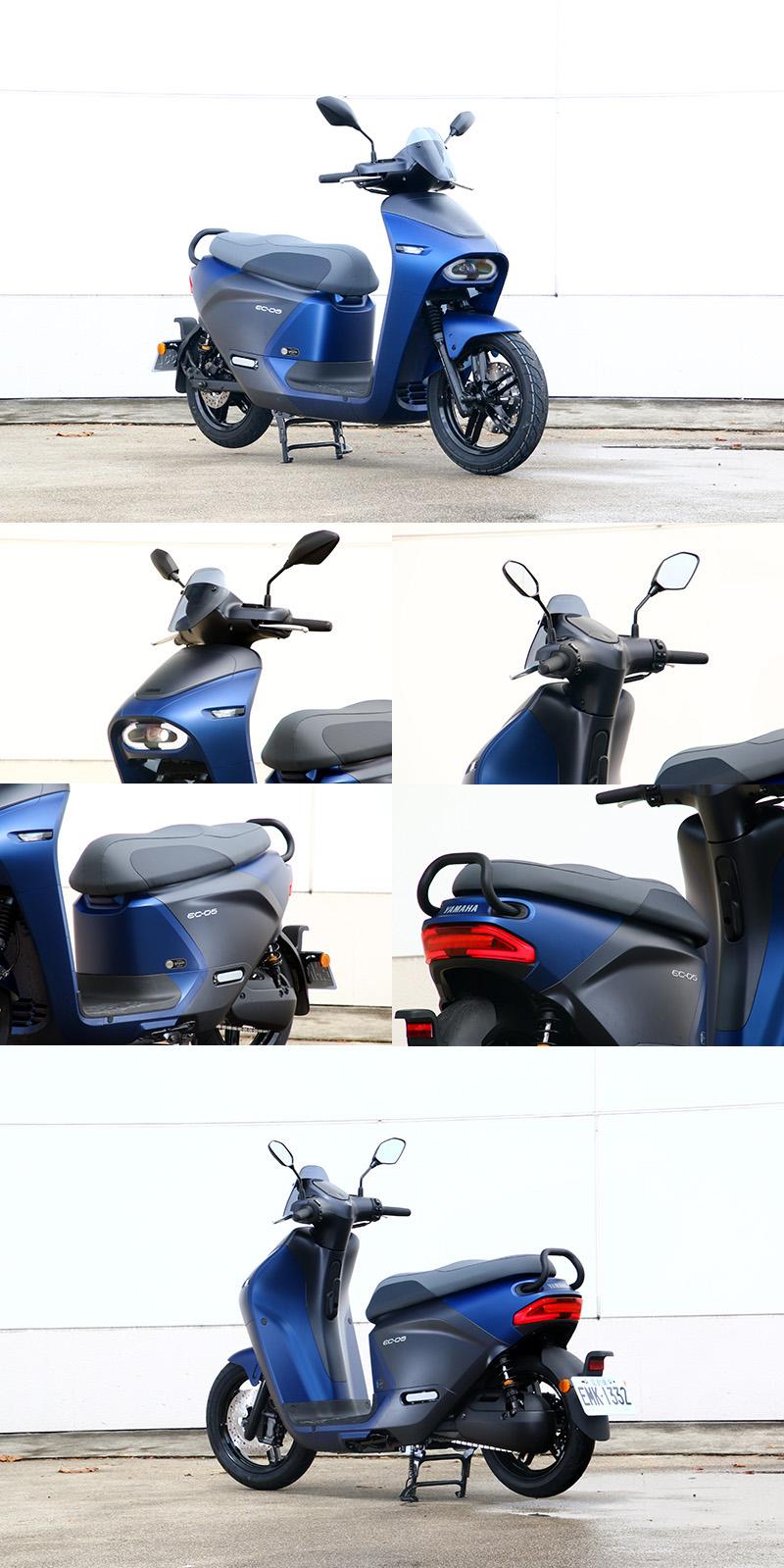 EC-05在整體設計展現Yamaha一貫的成熟手法,細緻度較S2更佳。