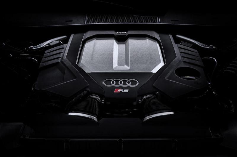 4.0升V8渦輪與48V電能系統組合,進而創造出600hp/81.6kgm動力輸出。