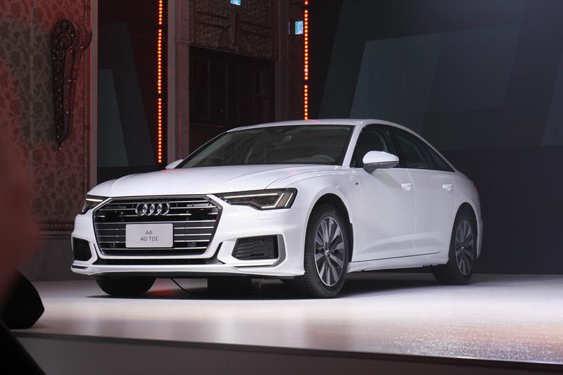 目前A6 /A6 Avant 40 TDI Premium為預售階段,其預售價分別為254萬及264萬元。