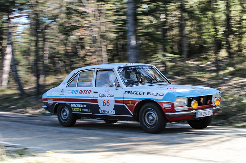 504車系在1970年代為PEUGEOT於東非Safari大賽拿到兩次冠軍。