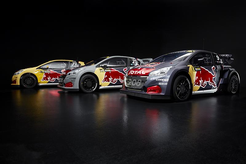 近期PEUGEOT將比賽重心轉至FIA世界Rallycross系列賽。