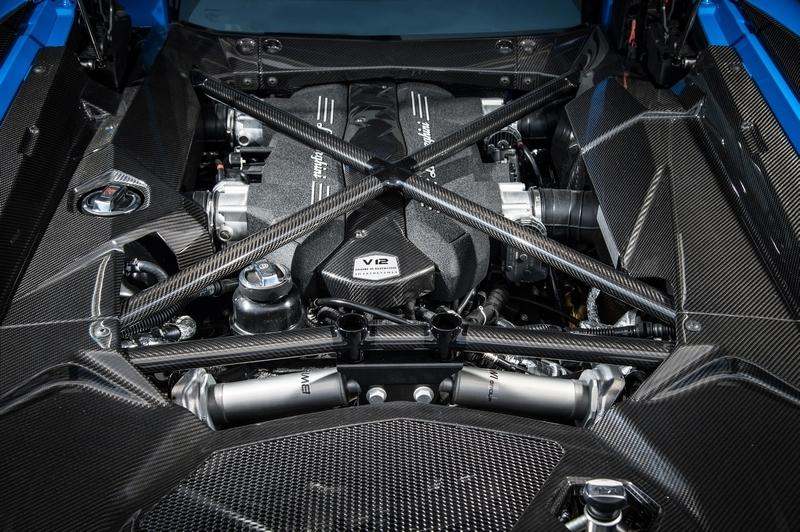 Lamborghini將於法蘭克福車展帶來搭載6.5升V12油電系統超跑。