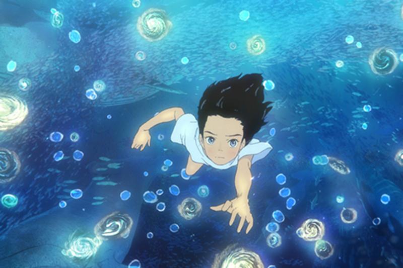 由久石讓擔任配樂的《海獸之子》將在本屆台中國際動畫影展放映
