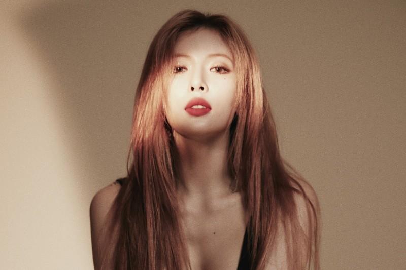 南韓「性感小野馬」泫雅