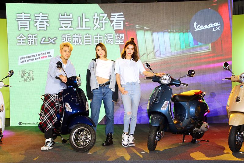(左起)陳零九、陳艾熙及王思平