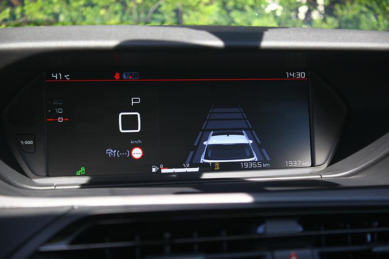 包含ACC主動式定速巡航在內的ADAS先進駕駛輔助系統,也是Grand C4 SpaceTourer的標準配備。