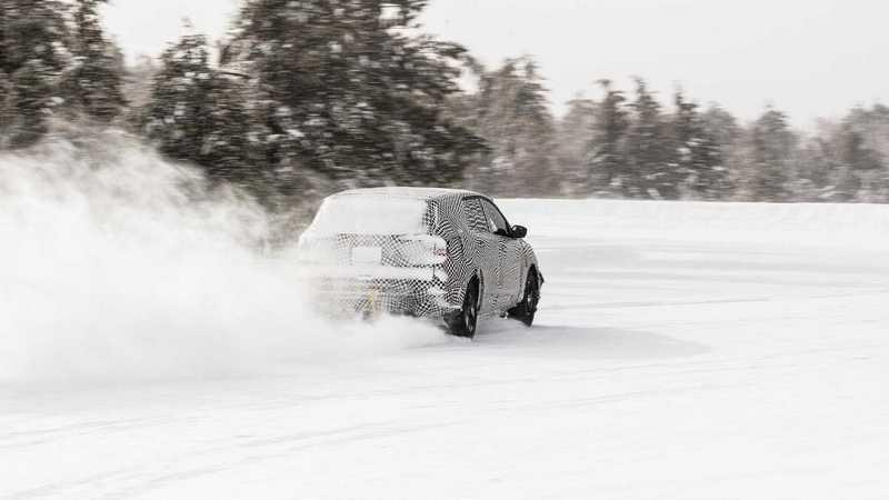 據了解Mustang純電休旅車會提供480/600公里續航兩種車型。