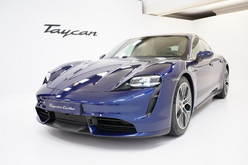 下篇將介紹Taycan的底盤、動力及充電系統,還有原型車的試乘體驗心得