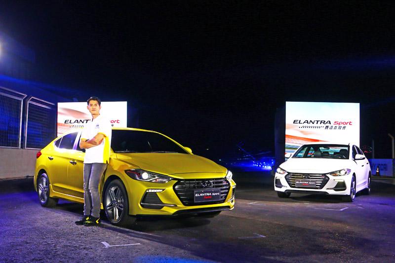 吳慷仁曾擔任Hyundai 汽車2018年度品牌代言人