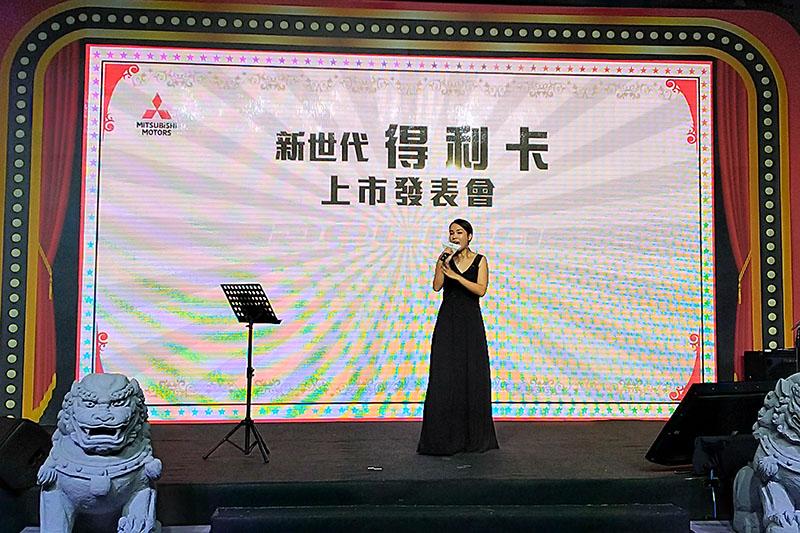 《台灣那麼旺》高手組第二位過關的百萬關主田顏玫