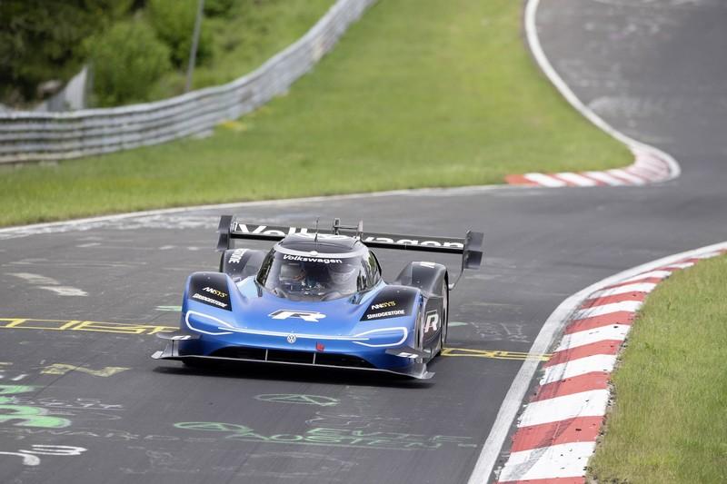 從ID.R就可以看出Volkswagen有計劃推出高性能電動車。