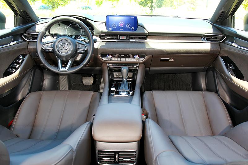小改款Mazda6 Wagon主要針對質感部分進行大幅度的改革