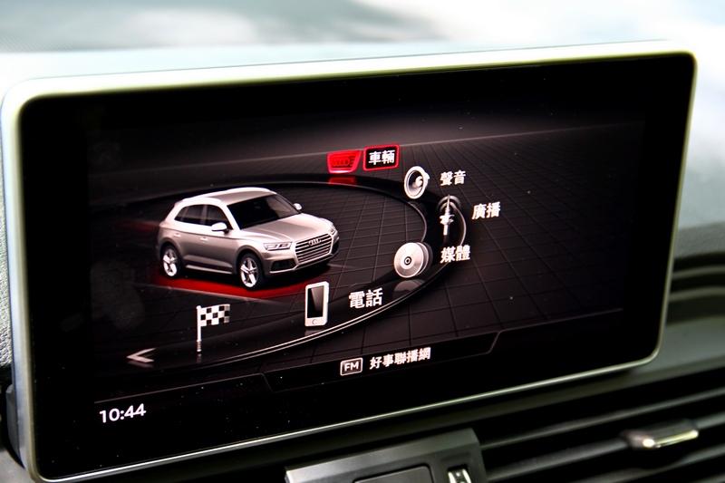 8.3吋中控螢幕與12.3吋數位儀表,其格局鋪陳以現今角度來看仍充滿科技氛圍。