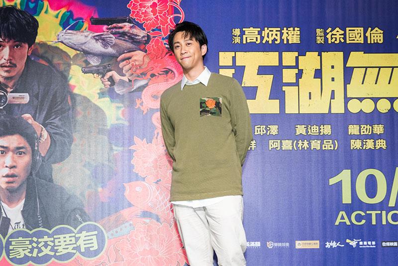 特別客串演出的陳漢典劇中表現相當出色/華映娛樂提供