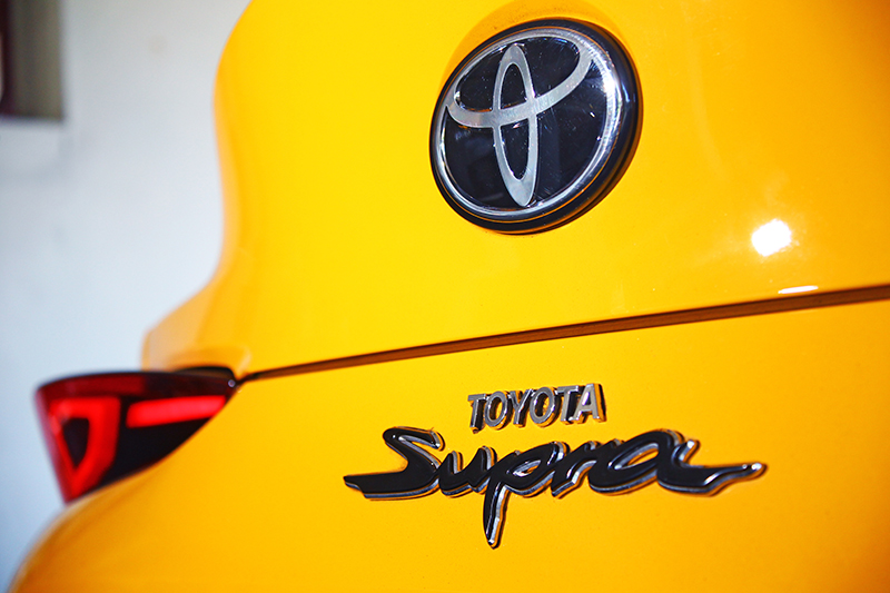 以傳奇之名於當代新生的TOYOTA GR SUPRA,論頭銜、地位、速度與駕馭皆堪比眾家層峰名駒。