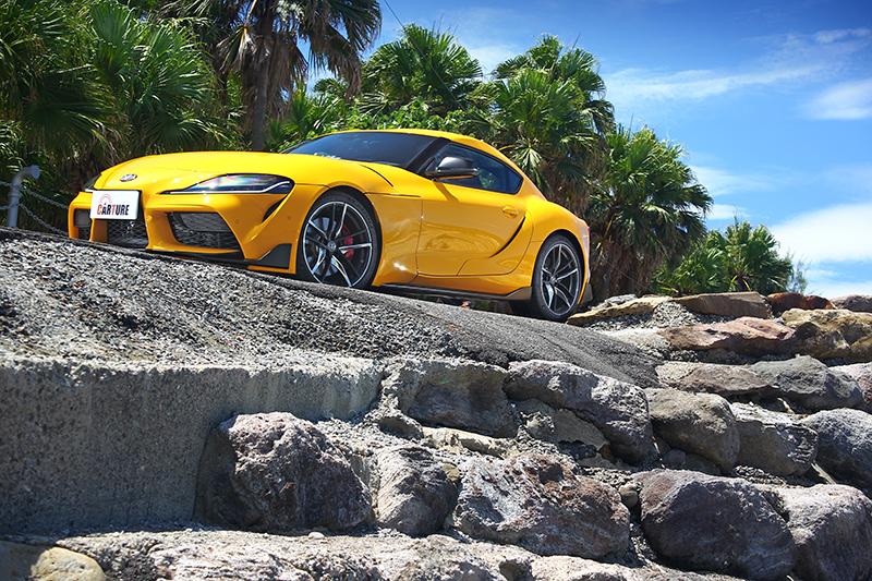 放眼車壇,300萬元甚至400萬元之內幾乎難尋與GR SUPRA 3.0T Premium旗鼓相當的對手!
