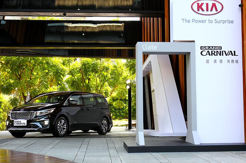 Kia Grand Carnival規劃經典/138.9萬元與豪華/159.9萬元兩種車型。