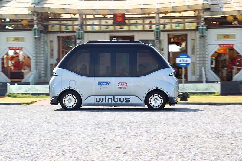 之後WinBus運行會在鹿港天后宮、秀傳健康園區、白蘭氏健康博物館、緞帶王、玻璃博物館等處進行接駁。