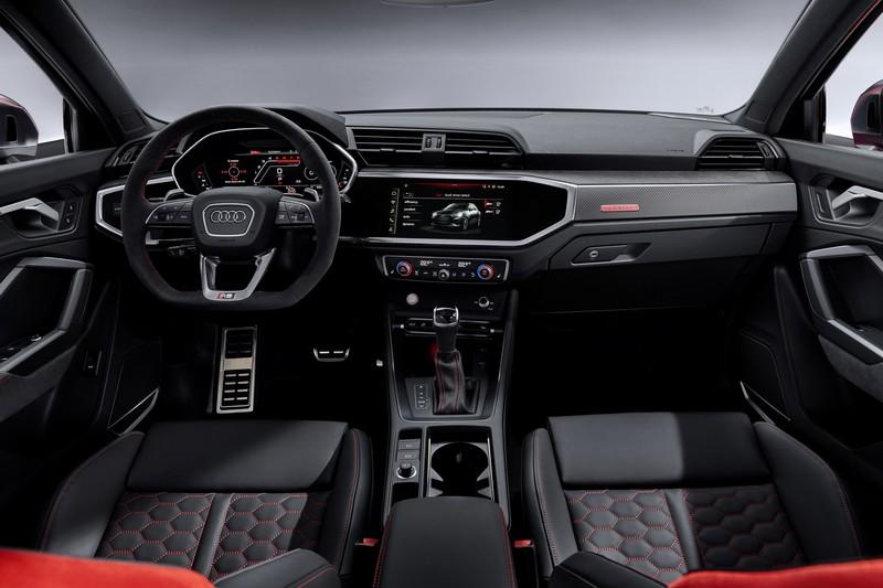 座艙則是熟悉的Audi科技風格。