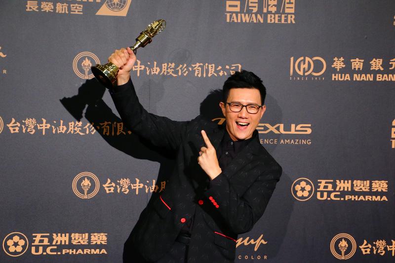生活風格節目主持人獎:蔣偉文/蔣公廚房